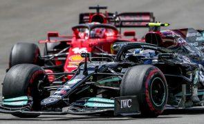Valtteri Bottas conquista 'pole position' para Grande Prémio de Portugal
