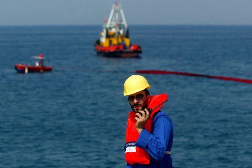 Portugal faz mais de 1.600 ações de combate à poluição marítima