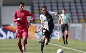 Gil Vicente e Farense empatam a zero na luta pela manutenção
