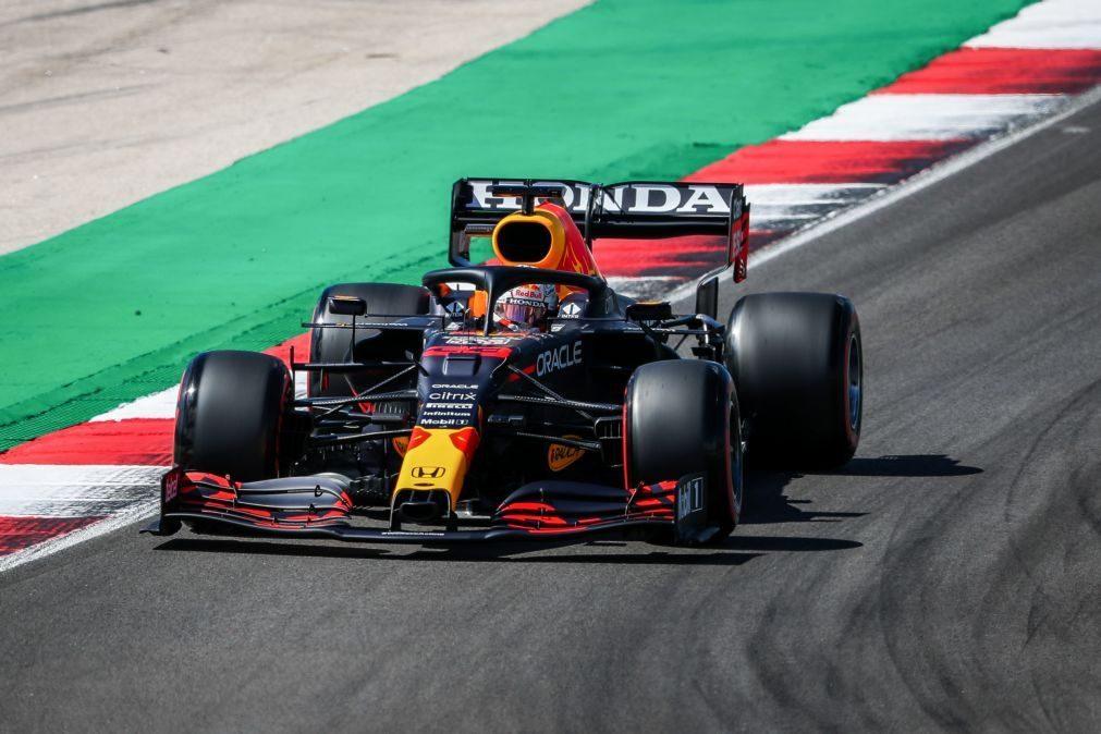 F1/Portugal: Verstappen lamenta