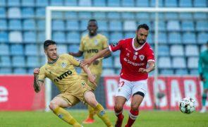 Boavista cede empate nos descontos com Santa Clara e segue em lugar de 'play-off'