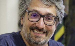 Nuno Markl admite atração antiga por apresentadora da RTP