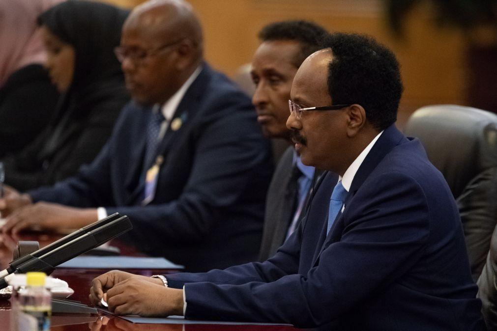 Presidente da Somália reabre negociações para a realização de eleições
