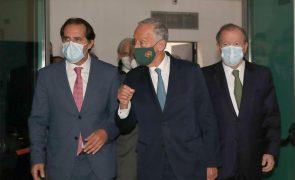 Covid-19: Marcelo diz que deve ser criada uma lei específica sobre emergência sanitária