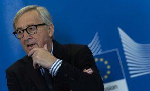 Juncker destaca contributo de Portugal para gestão europeia da crise pandémica