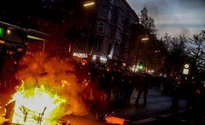 Mais de 200 detidos após manifestações do Dia do Trabalhador em Berlim
