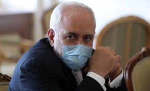 Ministro dos Negócios Estrangeiros do Irão pede desculpas após fuga de gravação de áudio