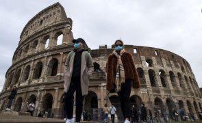 Coliseu de Roma vai recuperar a arena central até 2023