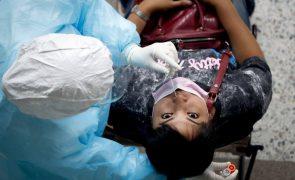 Covid-19: Pandemia provocou a morte de 13.166 pessoas nas últimas 24 horas