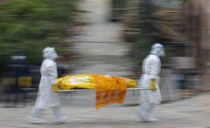 Covid-19: África com mais 269  mortes e 7.121 infetados nas últimas 24 horas
