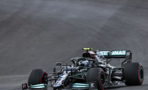 F1/Portugal: Valtteri Bottas fala em corrida