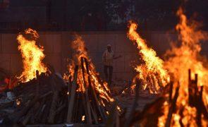 Covid-19: Índia com 3.417 mortos e 368.147 casos em 24 horas