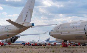 UE/Presidência: Redução do transporte aéreo levou à perda de 7 milhões de empregos na UE - ANAC
