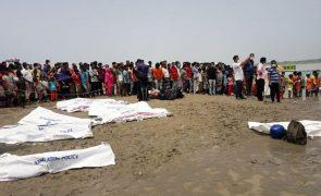 Pelo menos 26 mortos em acidente fluvial no Bangladesh