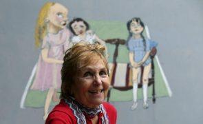 Exposição em Lisboa com 91 obras faz tributo a mulheres artistas portuguesas