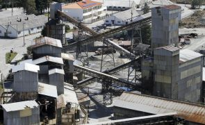 Mineiros da Panasqueira em novo período de greve por aumentos salariais