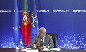 UE/Presidência: Costa espera que conferência sobre Europa ajude a ultrapassar divisões