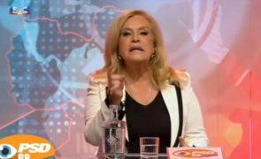 Teresa Guilherme de regresso à televisão já neste domingo