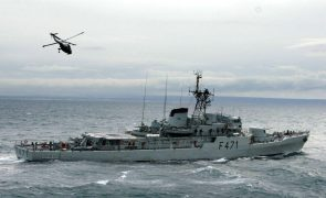 Marinha e meios de EUA, Espanha e Itália em exercícios na costa até 14 de maio