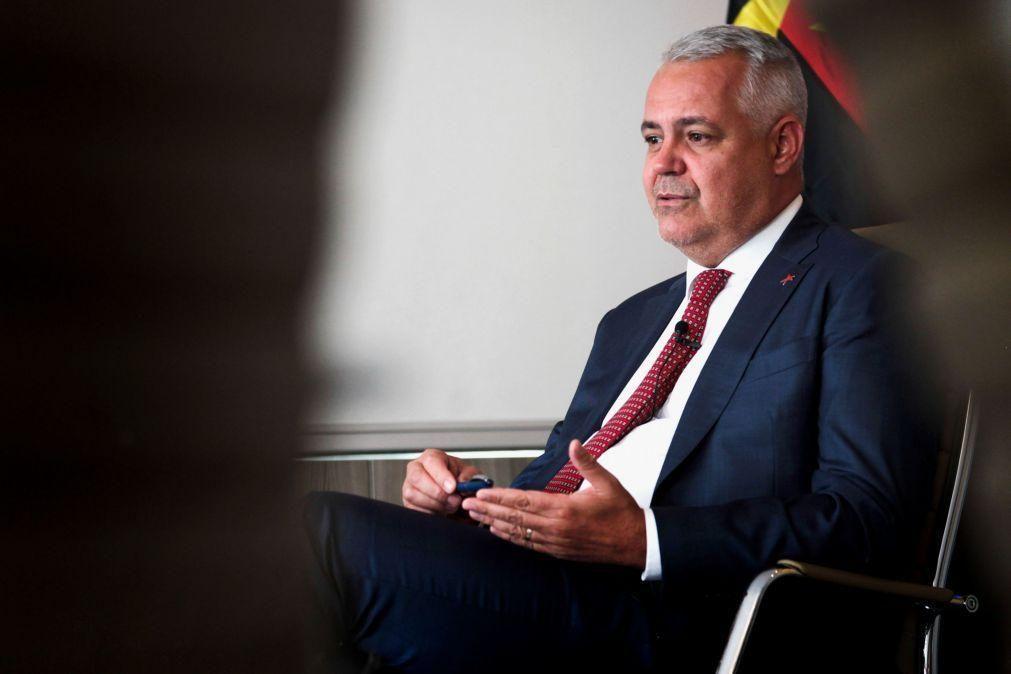 Governo angolano prevê lançar neste trimestre concurso para privatizar seguradora ENSA