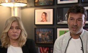 Tony Carreira na primeira entrevista após morte da filha: «Estamos de rastos»