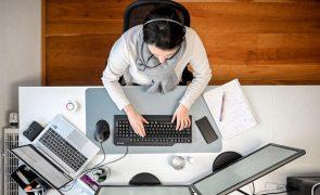 Maioria das empresas está contra teletrabalho obrigatório