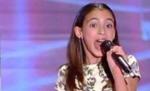Beatriz Costa muda radicalmente desde Uma Canção Para Ti e vira atriz