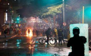 Cinco dias de manifestações na Colômbia provocam 17 mortes e 800 feridos