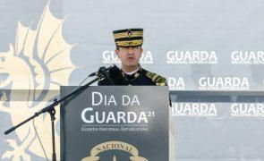 Comandante-geral da GNR defende melhores condições de trabalho, infraestruturas e equipamentos
