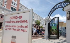 Covid-19: EUA com 460 mortos e 49.516 casos nas últimas 24 horas