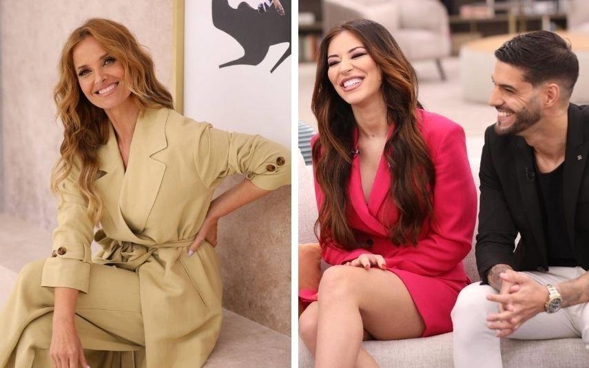 Segredo de programa de Cristina foi revelado por causa de Quinaz e Jéssica