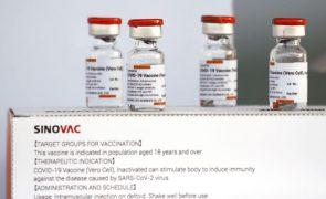 Covid-19: EMA inicia avaliação de vacina desenvolvida pela chinesa Sinovac