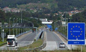 Covid-19: Deslocações sem justificação a Galiza confinada puníveis com contraordenação
