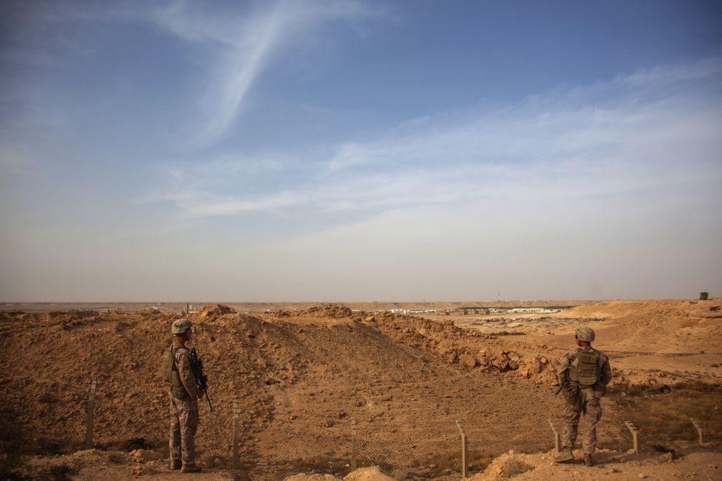 Soldados dos EUA no Iraque alvo de terceiro ataque em três dias