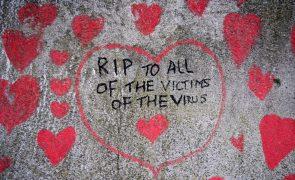 Covid-19: Reino Unido regista quatro mortese quase 2.000 casos em 24 horas