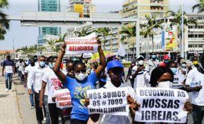 Ministro defende melhoria nos critérios de reconhecimento das igrejas angolanas