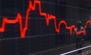 PSI20 acompanha descidas na Europa e cai 1,67%