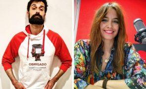 António Raminhos Brinca com colega de rádio e recebe resposta 'azeda' da própria