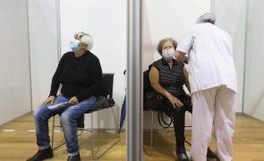 Covid-19: Um em cada quatro portugueses já recebeu a primeira dose da vacina