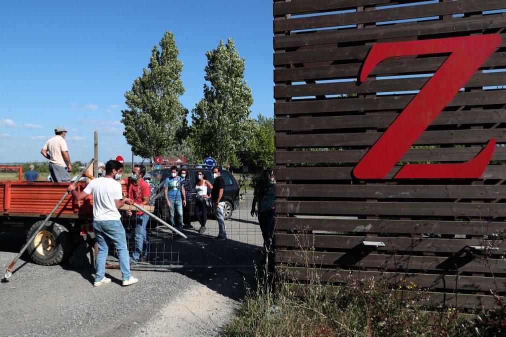 Covid-19: Massa Insolvente do Zmar teme liquidação da empresa e extinção de 100 postos de trabalho