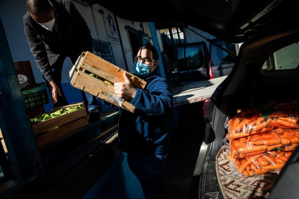 Covid-19: Banco Alimentar de São Miguel serve mais 200 famílias desde início da pandemia