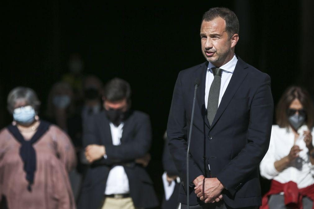 Varandas sente Sporting 'unido pela primeira vez' após título europeu de futsal