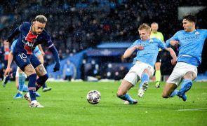 Manchester City pela primeira vez na final da Liga dos Campeões