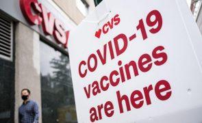 Covid-19: EUA com 914 mortos e 40.847 casos nas últimas 24 horas