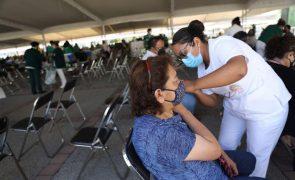 Covid-19: México com 395 mortos e 3.064 casos nas últimas 24 horas