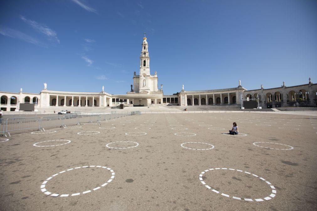 Limite de 7.500 pessoas nas celebrações no Santuário de Fátima