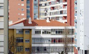 Preço mediano da habitação sobe 1,7% em cadeia e 7,8% em termos homólogos no 4.º trimestre