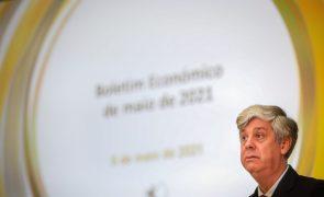 Prémios à gestão do Novo Banco vão ser deduzidos à chamada de capital -- Mário Centeno