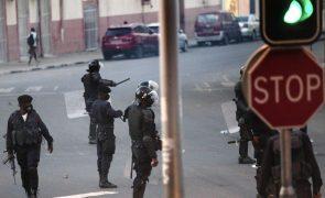 Covid-19: Polícia angolana deteve quase 600 pessoas numa semana por violação das regras