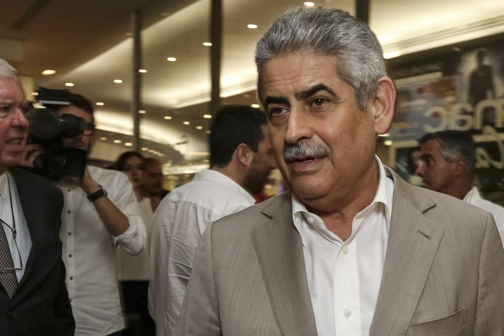 Luís Filipe Vieira surpreende ao assumir bruxo no Benfica